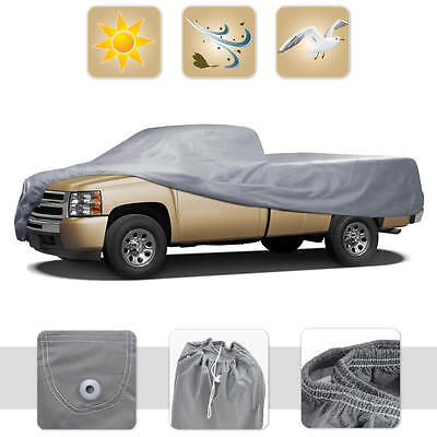 Truck Cover for Chevrolet C1500 1988 to 1998 Standard Cab Semi Custom Indoor