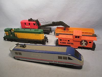 """HO Scale Lot of 5 Parts Units - """"As Is"""" /    AP 150"""