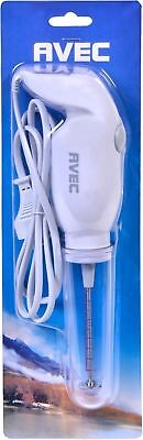 Avec White 15W Greek Nescafe Frappe Coffee Electric Cable Mixer Frother