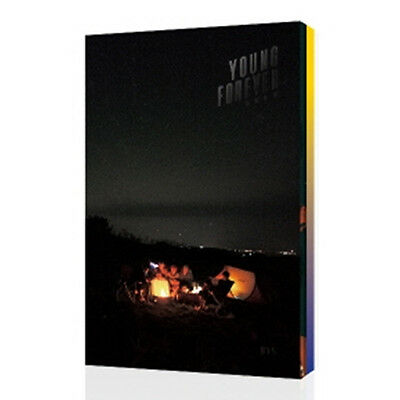 BTS-[YOUNG FOREVER] Special Album NIGHT 2CD+POSTER+Photo Book+Card K-POP SEALED