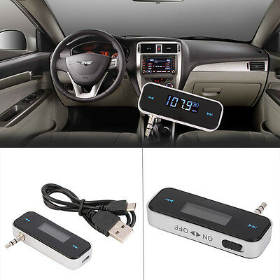 Wireless Bluetooth FM Transmitter MP3 Player Car Kit Charger for iPhone 6 6s B2