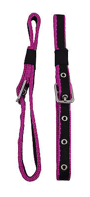 Libby's Breeching Straps - Driving Harness Parts (miniature to Extra Full)