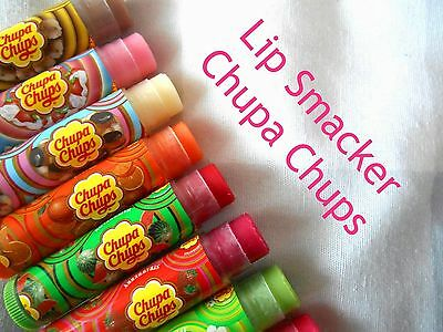 Lip Smacker Chupa Chups Collection 10 Each Of 5 Great Flavours - £25.00 Inc P&p