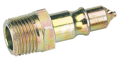 "Draper 1/2"" Male Thread Air Line Screw Adaptor Coupling (Sold Loose) - 25816"