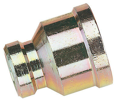 "Draper 1/2"" Female to 1/4"" Female BSP Parallel Reducing Union - 25867"