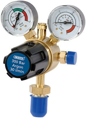 Draper 300 Bar Argon Regulator - 35017 |Next Working Day to UK