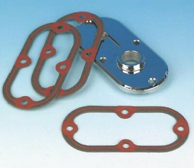 James Gasket Inspection Cover Silicone One Side .062in Harley FLH FLHS Sport