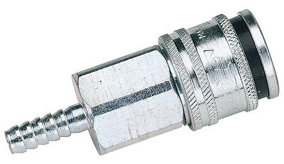 Draper 6mm Euro Coupling Hose Tailpiece (Sold Loose) - 54410