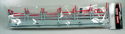 Carrera 61651 Guardrail fence, 10/pack for use with GO! and Digital 1/43