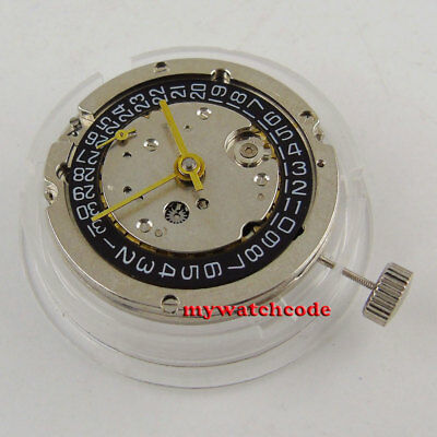 seagull 2557 automatic mechanical movment GMT and date M8