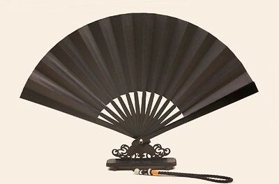 Tessen Iron ribbed fans Japanese Fan Stainless self-defense from Japan NEW