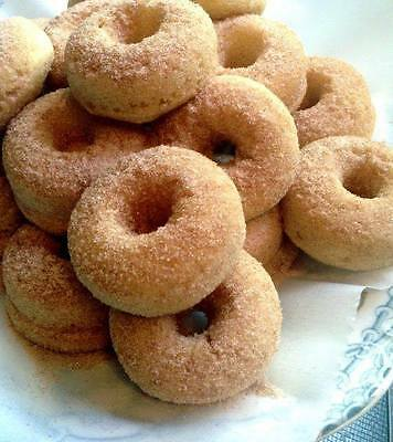 25kg Cake Donut Doughnut mix made in Britain for fresh hot tasty fried donuts