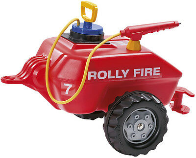 Rolly Toys Tanker rot mit Spritze (122967)