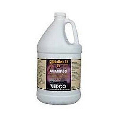 Vedco ChlorHex 2X 4% Shampoo for Pets - Gallon