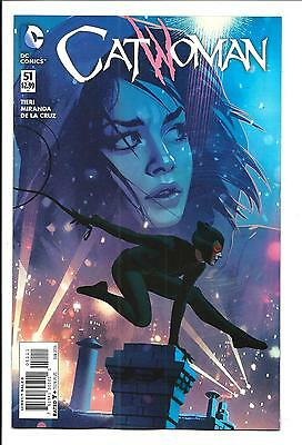 Catwoman # 51 (June 2016), Nm/m New