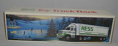 Hess Truck 1987 Toy Truck Bank