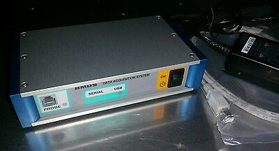 BMDS DAS-6010LP Data Acquisition System w/Power Adapter