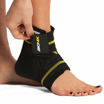 Bionix Adjustable Ankle Brace Support Compression Neoprene Sports Injury Guard
