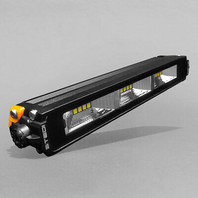 Slim Line 18W CREE Flood LED Bar Work Light Flood 7 inch