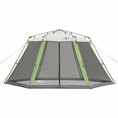 NEW Coleman 15 x 13 Instant Screened Shelter FREE SHIPPING