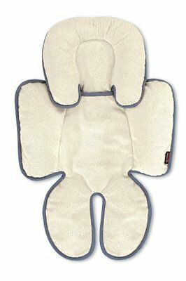 NEW Britax Head and Body Support Pillow Iron Gray FREE SHIPPING