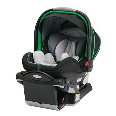 NEW Graco Snugride Click Connect 40 Car Seats Fern FREE SHIPPING