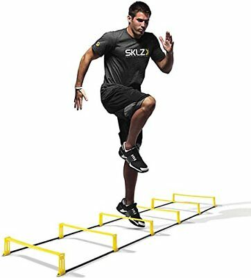 NEW SKLZ Elevation 2 in 1 Speed Hurdles and Ladder FREE SHIPPING