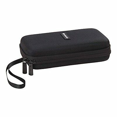 Caseling for Graphing Calculator Hard Carrying Travel Storage Case Bag  Black