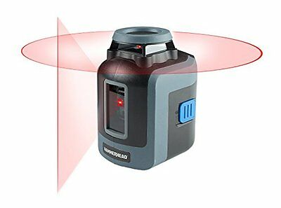 NEW HAMMERHEAD_HLCL360_Self Leveling 360 Degree Cross Line Laser FREE SHIPPING