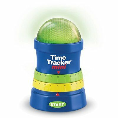 NEW Learning Resources Time Tracker Mini FREE SHIPPING