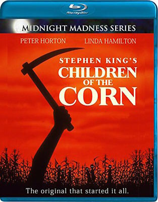 Children Of The Corn Blu-Ray - Single Disc Edition - New  - Linda Hamilton