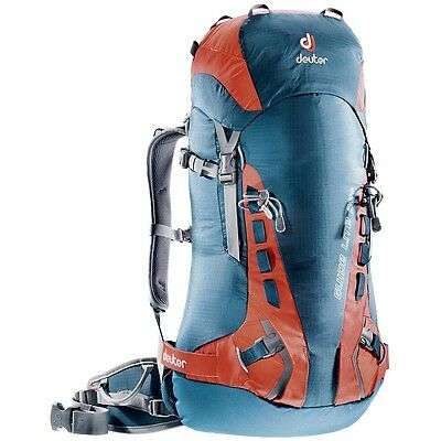 Deuter Guide Lite 32 + - purist alpine pack geared towards the needs of climbers