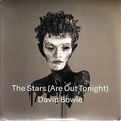 """7"""" DAVID BOWIE the stars (are out tonight) 2013 vinyl 45 SEALED LTD RSD SINGLE"""