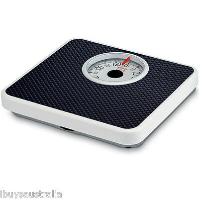 Soehnle Tempo 130Kg Capacity Analogue Personal Scales - Brand New Model GSH61093