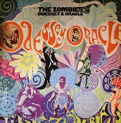 ZOMBIES, The - Odessey & Oracle - Vinyl (LP)