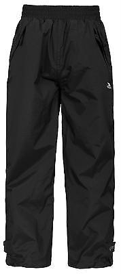 Trespass Echo Kids Waterproof Shell Trousers