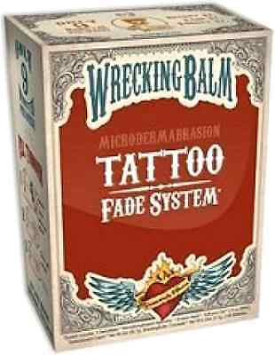 Wrecking Balm Tattoo Fade System Tattoos Removal Remover