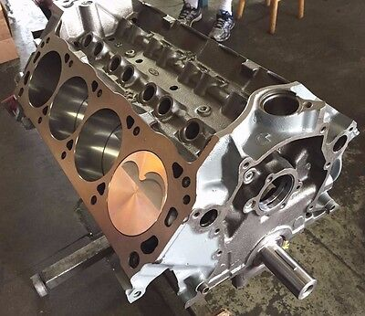 FORD CP/ SCAT BASED Forged 347 Short Block CPR ENGINES