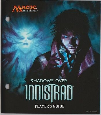 MTG Magic - Shadows Over Innistrad Player's Guide ( from fat pack )