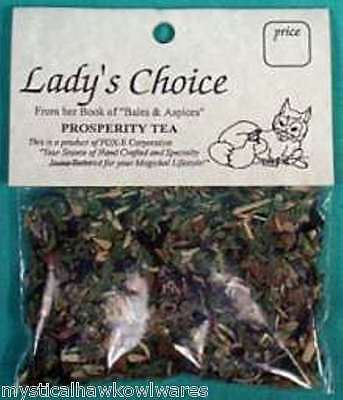 Prosperity Herbal tea (5+ cups) Lady's Choice