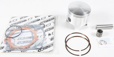 Wiseco Top End Piston & Gasket Kit 88.5mm +1.5mm Over for Yamaha YZ490 1984-1990