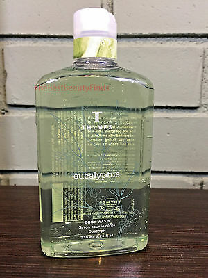 THYMES Eucalyptus Body Wash 9.25oz - NEW PACKAGING
