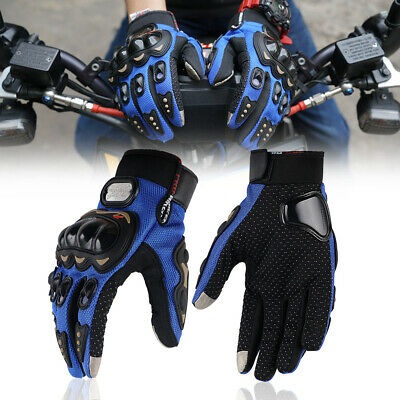 New Motocross Racing Pro-Biker Motorcycle Bike Cycling Full Finger Gloves US