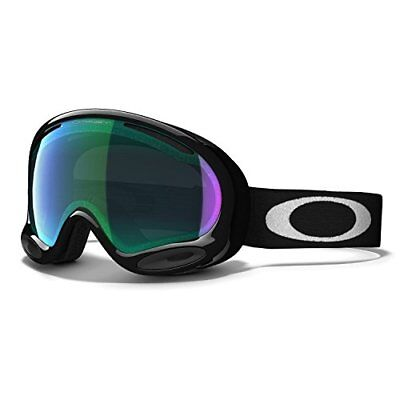a9bba41ea8f NEW Oakley A Frame 2.0 Jet Ski Goggles Black Prizm Jade FREE SHIPPING