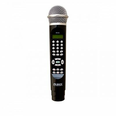 RSQ HSK 202 HAND HELD HOME KARAOKE PLAYER All in one with 1000 songs Digital SD