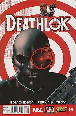 Deathlok (2014) #2 NM Marvel Comics
