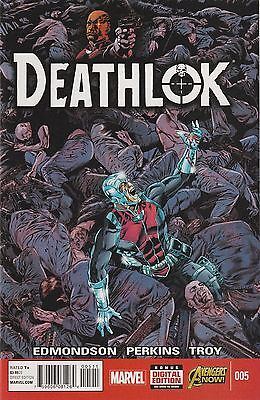 Deathlok (2014) #5 NM Marvel Comics