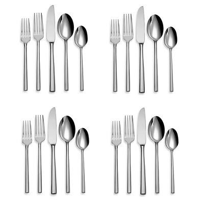 SET OF 20 PIECES - Oneida Stainless DIAMETER Service for Four NEW