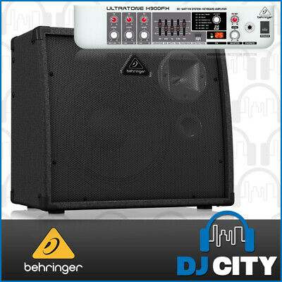 Behringer K900FX Keyboard Amplifier Ultratone 90 Watt 3 Channel w/ Digital FX