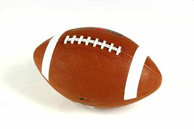 American Football, official Size + Weight, m. pump